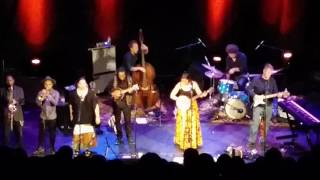 At The Purchaser's Option, Rhiannon Giddens Somerville Theater, Boston MA May 11, 2017