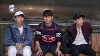 """2PM 드디어 완전체 합체!(feat.피곤한 준케이)"" [2PM Wildbeat] 1회"