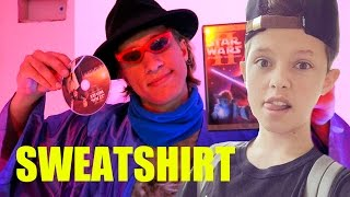 Jacob Sartorius - Sweatshirt (Official TRAP REMIX Video)