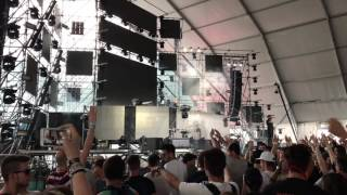 Vini Vici - Live Intro @Nameless Music Festival 2017