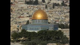 EXTREME CLOSE-UP IN HD OF THE TEMPLE MOUNT UFO'S IN JERUSALEM - 2011