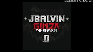 J. Balvin - Ginza (Cumbia Remix/Audio)