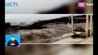 Video Amatir Warga Panik Luar Biasa Saat Gempa Donggala Munculkan Tsunami - SIS 29/09