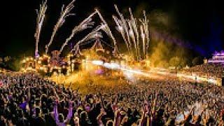 Dimitri Vegas & Like Mike vs Steve Aoki - We Are Legend ft. Matthew Koma Live At Tomorrowland 2017