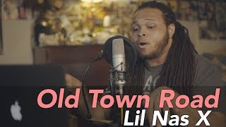 Old Town Road - Lil Nas X   Cover By Kid Travis