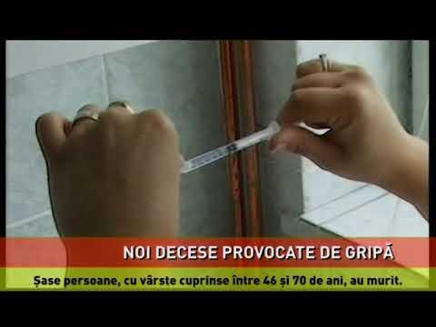 Crește numărul deceselor din cauza gripei