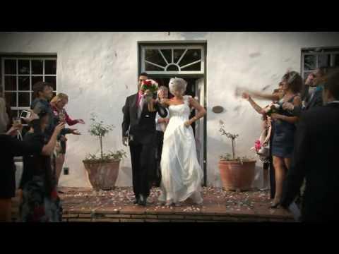 Layne and Jonathan Greenfield Wedding Highlights – South Africa!
