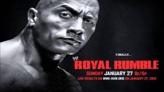 "WWE Royal Rumble 2013 Official Theme Song: ""Champion"" by Clement Marfo and The Frontline"