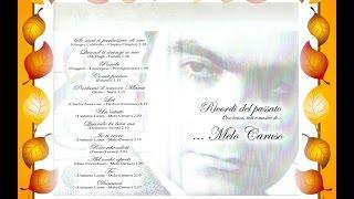 Parlami d'amore Mariù - cover Melo Caruso