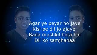 Hamara haal na  pucho title lyrics by Sajjad HD