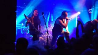 8 Foot Sativa - Destined To Be Dead - Live at Kings Arms Tavern Auckland New Zealand - 1/7/2016