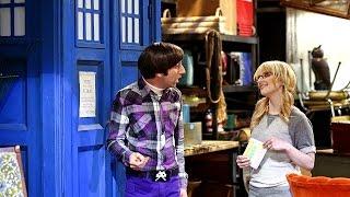 The TARDIS on The Big Bang Theory | Doctor Who