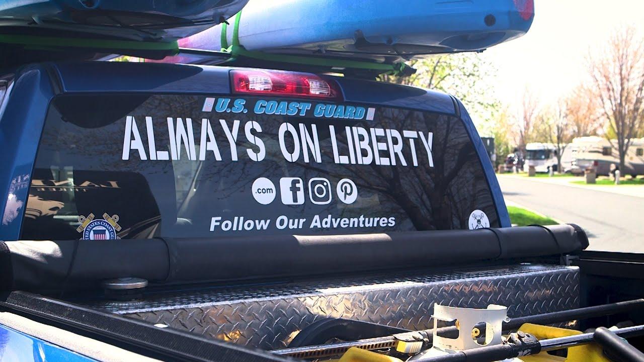 Always On Liberty - Full-Time RVers - Trailer