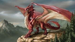 Medieval Dragon Music - Dragon Cliffs