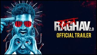 Raman Raghav 2.0 | Official Trailer | Nawazuddin Siddiqui & Vicky Kaushal | Releasing 24th June 2016