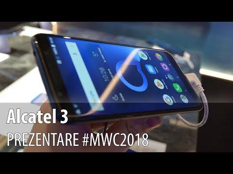 Alcatel 3 - Prezentare hands-on