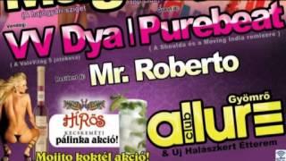 2012.03.17. MAGONYI L / VV DYA / PUREBEAT / MR. ROBERTO @ CLUB ALLURE - GYÖMRŐ