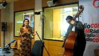 Sílvia Pérez Cruz i Javier Colina Trio a ComRàdio