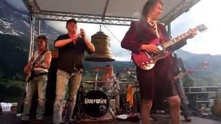 """Eiger Rock-Grindelwald-live/wire-Rock""""n""""Roll Damnation-8.7.2016-"""