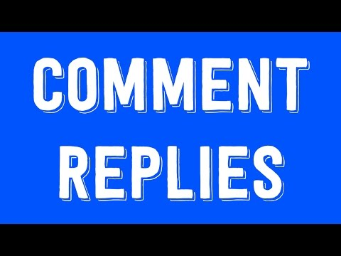Comment Replies: Marx Series