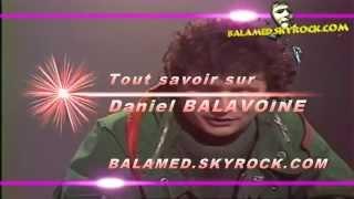 Générique Journal 20h de TF1 avec Daniel Balavoine sur le JT