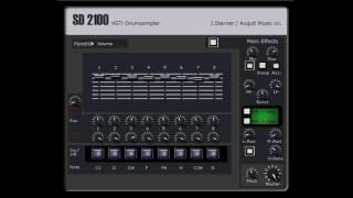 Free E-mu SP-1200 Drum Machine Sampler VST Emulation