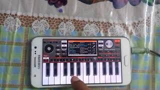 Phoolo Ka Taron Ka Song On Piano (Hare Rama Hare Kirshna )