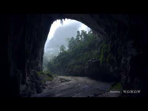 Sony FS7 II Exploring a Deep Cave