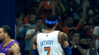 NBA 2K Mix feat Wamdue Project