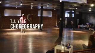 "T J  Yale Class Choreography ""3 Strikes"" Terror Jr"