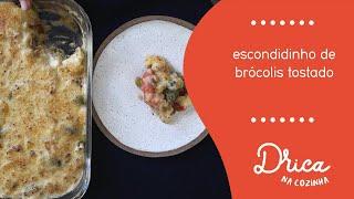 Escondidinho Vegano | Drica na Cozinha