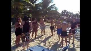 Kalimero Band na Kubi... LUUUUUUDILOOO  (1. januar 2012)