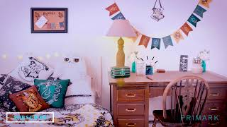 PRIMARK | Harry Potter | Bedroom Makeover (30 secs edit)