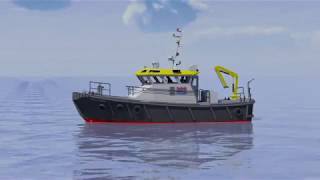 "14.60m Pilot vessel - ""Boyne Protector"""