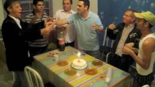 Aniversário de Rodrigo Carvalho