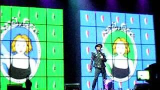 Pet Shop Boys - love ect LIVE in tel aviv