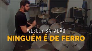Ninguém é de ferro - Wesley Safadão Part. Marília Mendonça - DRUM, BASS, GUITAR - Cover
