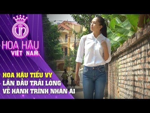 Hoa hậu Việt Nam Tiểu Vy lần đầu trải lòng về hành trình nhân ái của mình sau khi đăng quang