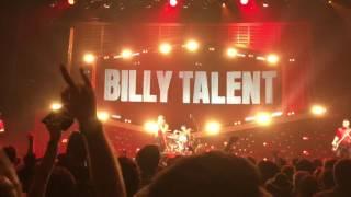 Billy Talent - Fallen Leaves Live 2017