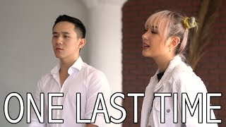 One Last Time - Ariana Grande | Jason Chen x Jannine Weigel