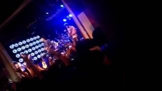 Sirenas - Taburete (concierto Sala Oasis 10/3/17)