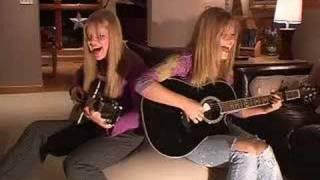 Sammy and Sasha Nelson singing No More