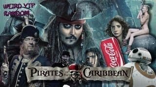 PIRATES OF THE CARIBBEAN: DEAD MEN TALE NO TALES - Weird Random Parody Trailer (HD)