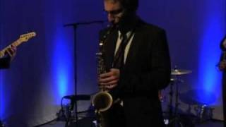 The Vanguard Jazz Quartet - Fly Me to the Moon - Get Funked- Corporate Events, Weddings & Functions