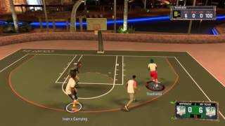 Kodak Black - There He Go // NBA 2k17 MyPARK