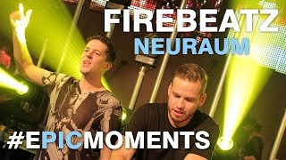 FIREBEATZ [official aftermovie]  neuraum munich / 05.01.2015