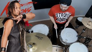 WWE Shinsuke Nakamura The Rising Sun Theme Song Drum Cover