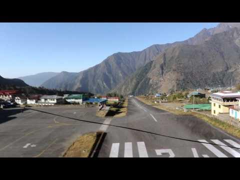 Takeoff from Lukla