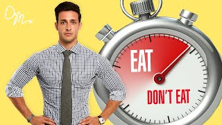 Doctor Mike On Diets: Intermittent Fasting | Diet Review width=