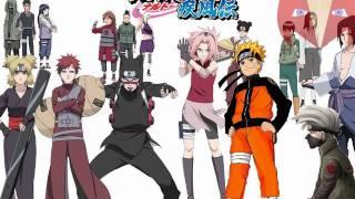 Naruto Shippuden Shutsujin Full Song